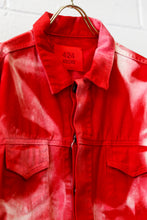 Load image into Gallery viewer, 424 ARMES X 424 TRUCKER JACKET , RED