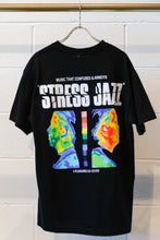 Load image into Gallery viewer, Pleasures Stress Jazz T-shirt-Black