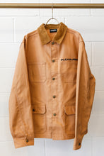Load image into Gallery viewer, Pleasures Spike Chore Jacket-Khaki