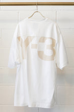 Load image into Gallery viewer, Y-3 M Classic Paper Jersey SS Tee-White