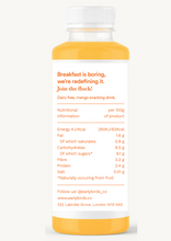 Load image into Gallery viewer, 24 Bottles of Earlybirds: Mango & Oats