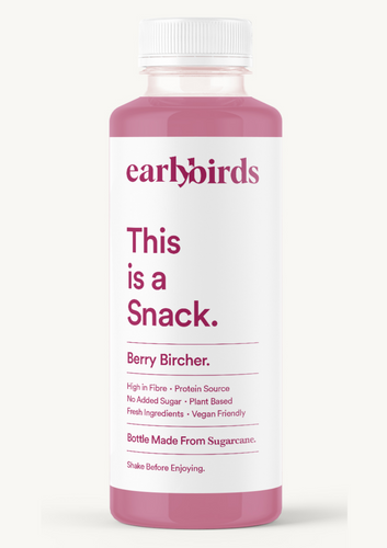 24 Bottles of Earlybirds: Berry Bircher