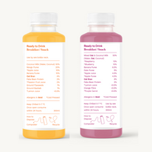Load image into Gallery viewer, 24 Bottles of Earlybirds: Berry Bircher (x12) & Mango & Oats (x12)