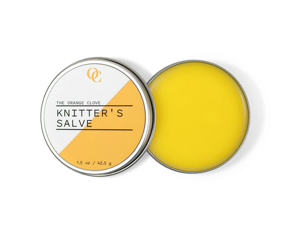 Knitter's Salve - Citrus