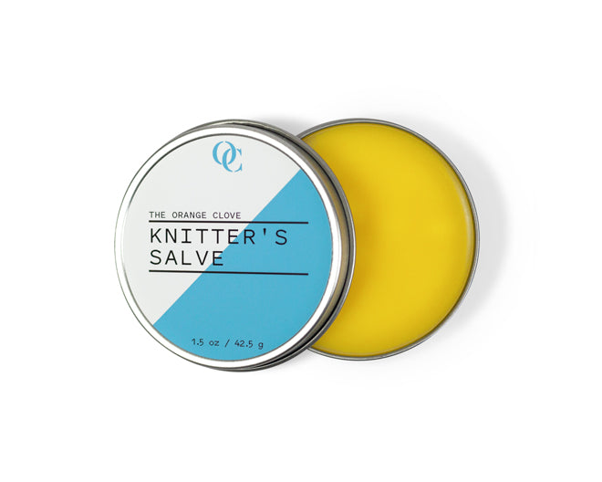 Knitter's Salve - Unscented - Reduced Price