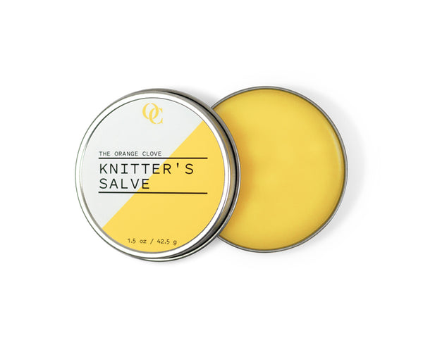 Knitter's Salve (Frankincense & Neroli) - Reduced Price
