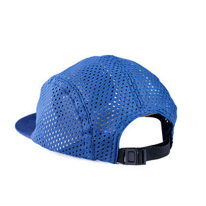 CAPS FIVE PANEL BLUE MTP