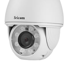 Load image into Gallery viewer, Sricam SP008B 720P WiFi IP Camera Wireless Outdoor Security Surveillance CCTV