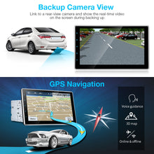 Load image into Gallery viewer, ZEEPIN KD - 2000 Car Multimedia Player Automotive Head Unit 10.1-inch Entertainment GPS 4G WiFi Bluetooth MirrorLink