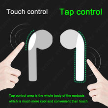Load image into Gallery viewer, i60 TWS PK w1 chip i30 i12 i20 tws Bluetooth Earbuds Wireless Earphone Pk aire2 aire 2 i80 i40 LK TE9 i13 i14 i15 i16
