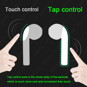 i60 TWS PK w1 chip i30 i12 i20 tws Bluetooth Earbuds Wireless Earphone Pk aire2 aire 2 i80 i40 LK TE9 i13 i14 i15 i16