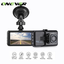 Load image into Gallery viewer, Onever 1080P Mini 3 inch Car DVR Camera 360 Rotation DashCam DVR hidden Video Recorder Support Motion Detection/G-sensor