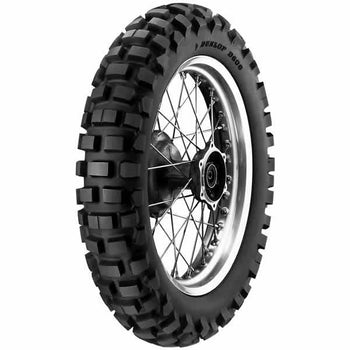 Dunlop - 606 Dot Knobby Rear - 130/90-18