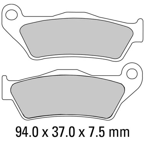 Ferodo - Sintered Metal Front Disc Pads