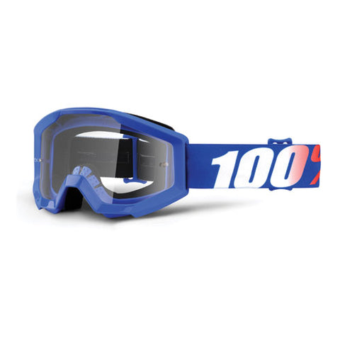 100% - Strata Youth Nation Goggles