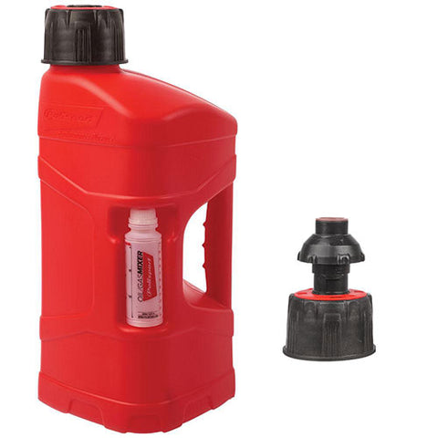 Polisport - 10 Litre Pro Octane Fuel Can With Quick Fill