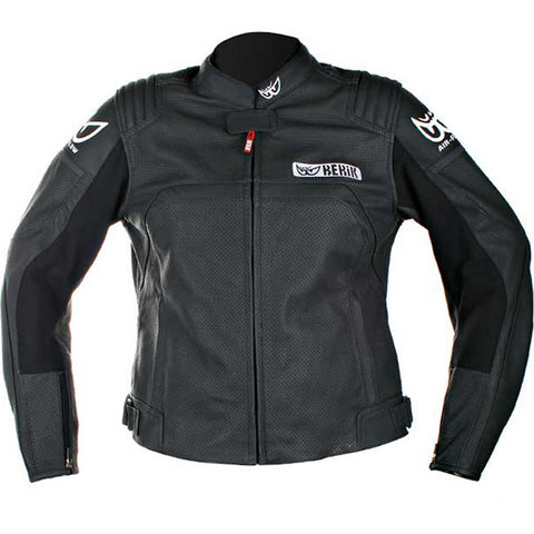 Berik - Airflow Leather Jacket (4305903190093)