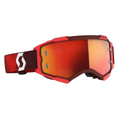 Scott - Fury Chrome Goggles