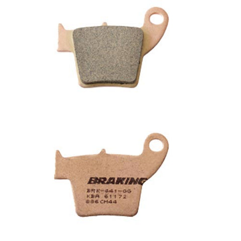 Braking - Honda CR/CR-F Sintered Metal Rear Disc Pads
