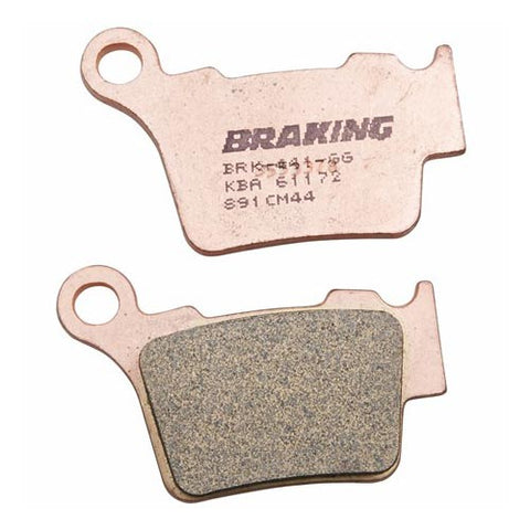 Braking - KTM/Husky/Husaberg Sintered Metal Rear Disc Pads
