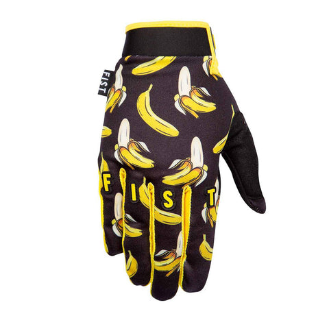 Fist - Banana Strapped Gloves