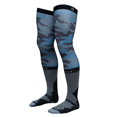 Fist - Covert Camo Knee Brace Socks