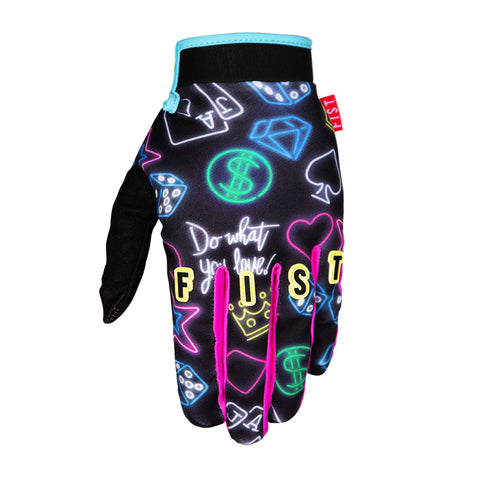 Fist - Jaie Toohey Neon Gloves