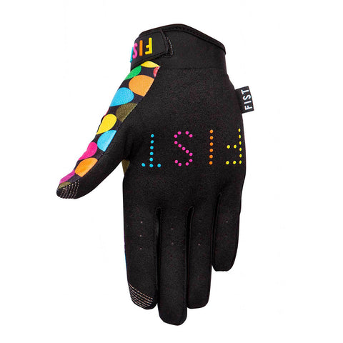 Fist - Dot Strapped Gloves