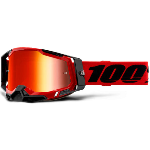 100% - Racecraft 2 Mirrored Goggles