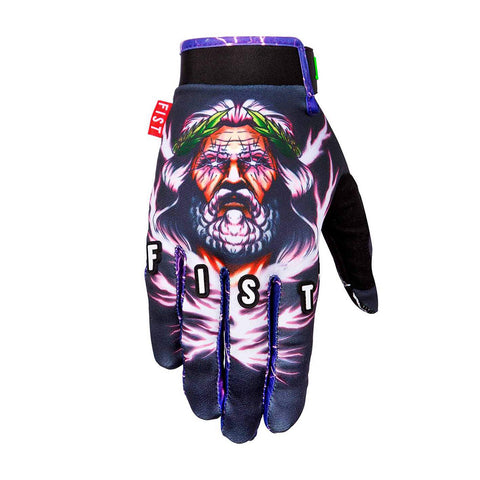 Fist - Zeus Strapped Gloves