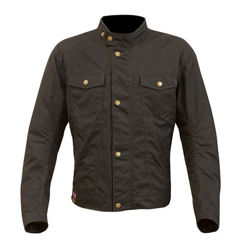 Merlin - Anson Waxed Cotton Jacket