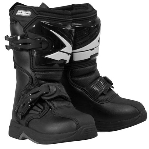 AXO - Youth Drone Pee Wee MX Boots - Size 1