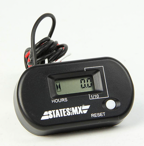 States MX - Hour Meter With Reset