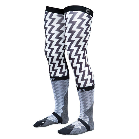 Fist - Bolt Knee Brace Socks