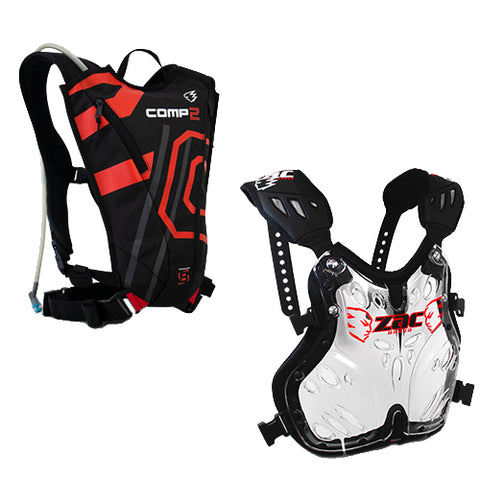 Zac Speed - Comp 2 Exotec Protector Combo - 2L