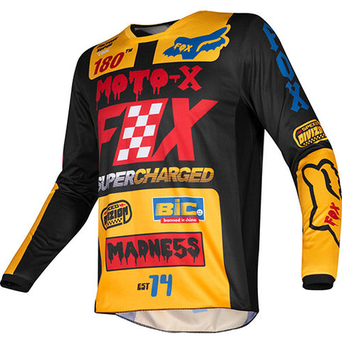 Fox - 2019 Youth 180 Czar Jersey