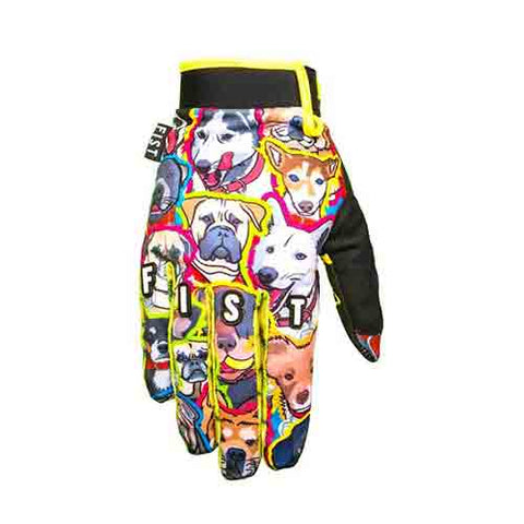 Fist - Youth Whats Up Dawg Strapped Gloves