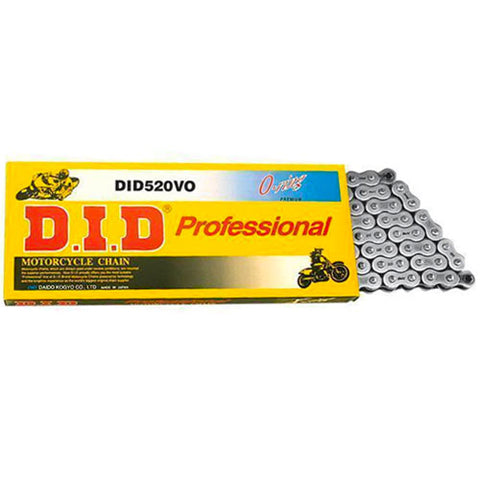 DID - 520 O-Ring Duty Chain - 120L