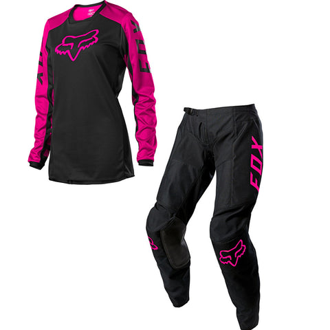 Fox - 2021 Womens 180 Djet MX Combo