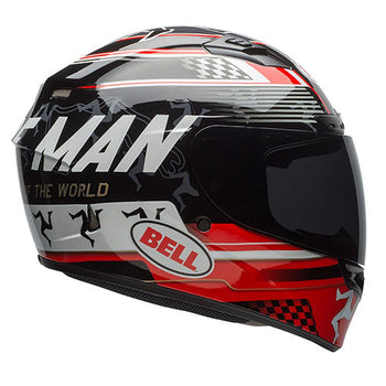 Bell - Qualifier DLX Isle Of Man Helmet