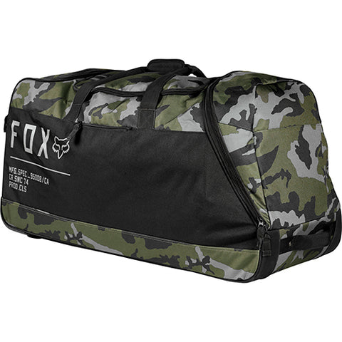 Fox - 2020 180 Shuttle Camo Gear Bag