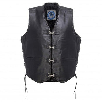 Johnny Reb - Capricorn Leather Vest