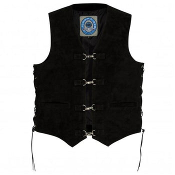 Johnny Reb - Longreach Suede Vest