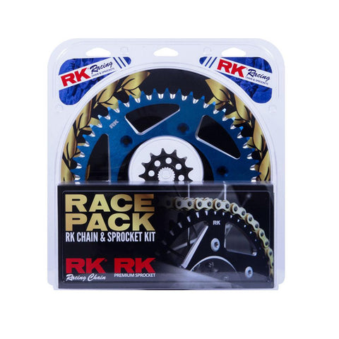 RK - Yamaha YZ250F Chain & Sprocket Kit - 13/51