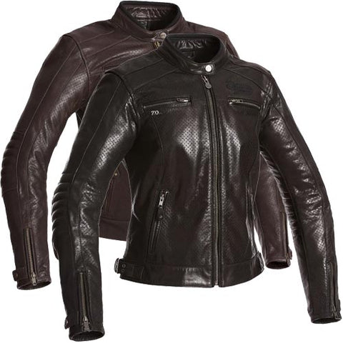 Segura - Lady Iron Leather Jacket (4306052743245)