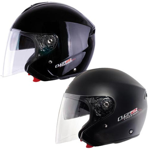 LS2 - OF522 Freeway Fibreglass Helmet (4306052317261)