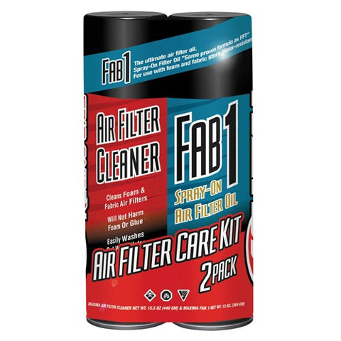Maxima - Air Filter Care Kit - 2 Pack