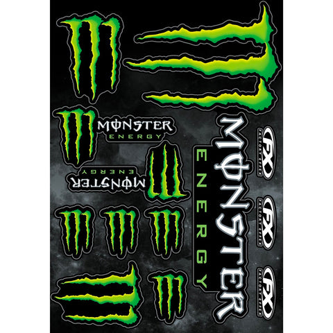 Factory Effex - Monster Sticker Sheet