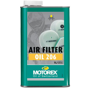 Motorex - Air Filter Oil 206 - 1 LITRE