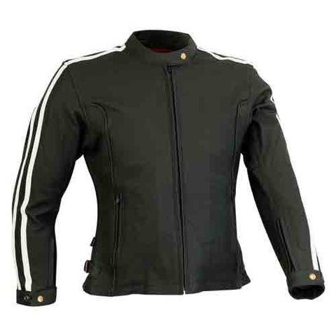 Ricondi - Ladies Mt Glorious Perforated Leather Jacket